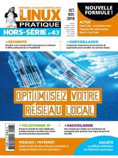 Linux Pratique HS 43
