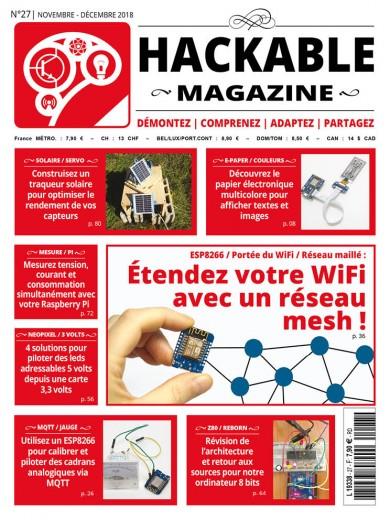 ESP8266 / Portée du WiFi / Réseau maillé : Étendez votre WiFi avec un réseau mesh !