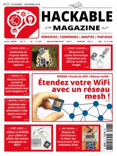 Hackable Magazine 27