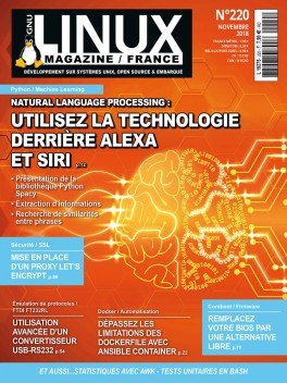 GNU/Linux Magazine 220