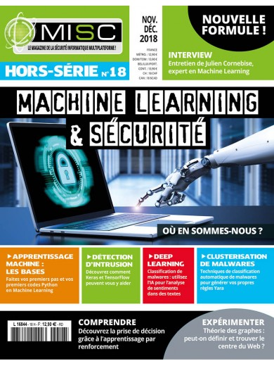 Machine learning & sécurité
