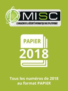 PACK PAPIER MISC 2018