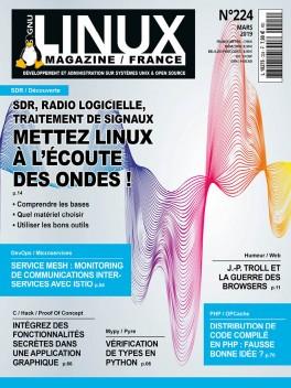 GNU/Linux Magazine 224