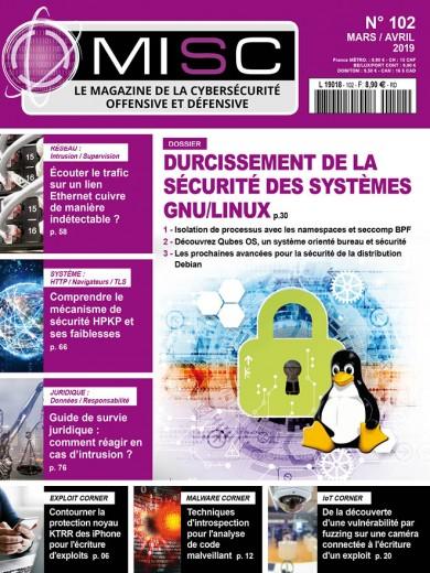 Durcissement de la sécurité des systèmes GNU/LinuxIsolation de processus avec les namespaces et seccomp BPF Découvrez Qubes OS, un système orienté bureau et sécurité Les prochaines avancées pour la sécurité de la distribution Debian
