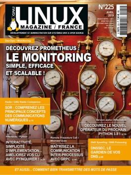 GNU/Linux Magazine 225