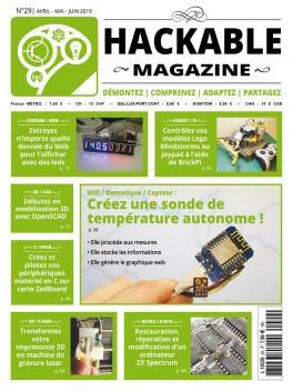 Hackable Magazine 29