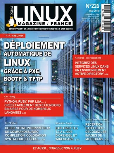 Déploiement automatique de Linux grâce à PXE, BOOTP & TFTP