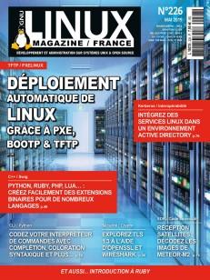 GNU/Linux Magazine 226