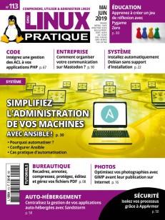 Linux Pratique 113