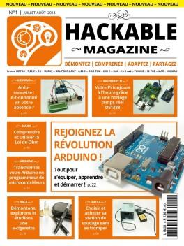Hackable Magazine 1