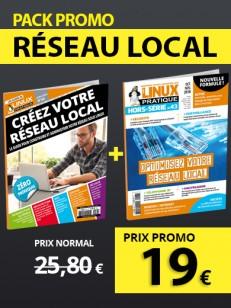 PACK : Réseau local