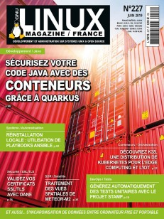 GNU/Linux Magazine 227
