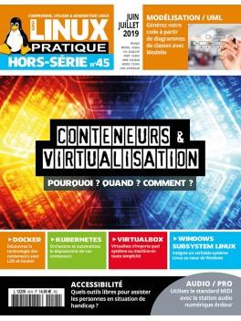 Linux Pratique HS 45