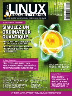 GNU/Linux Magazine 228