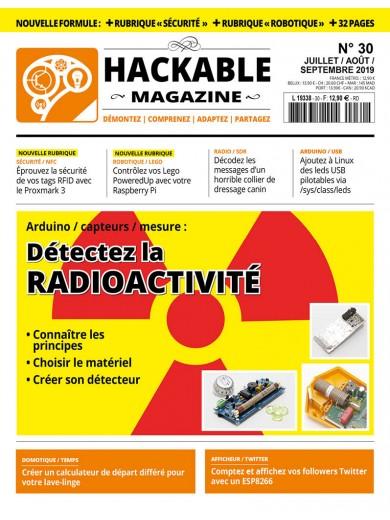 Arduino / capteurs / mesure : Détectez la Radioactivité Connaître les principes Choisir le matériel Créer son détecteur