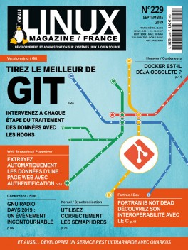 GNU/Linux Magazine 229