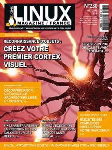 GNU/Linux Magazine 230