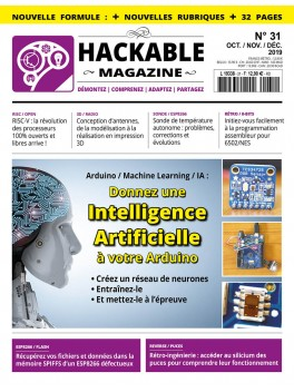 Hackable Magazine 31
