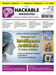 Hackable Magazine 31