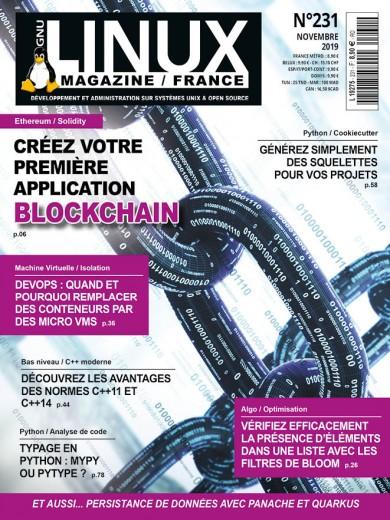 GNU/Linux Magazine 231