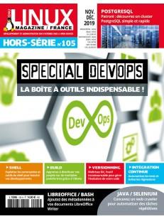 Gnu/Linux Magazine HS 105