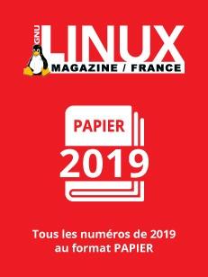 PACK PAPIER LINUX MAGAZINE 2019