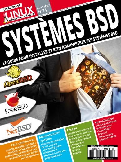 GNU/Linux Magazine HS 74
