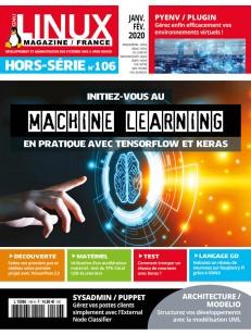 Gnu/Linux Magazine HS 106
