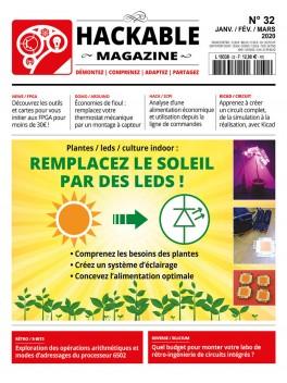 Hackable Magazine 32