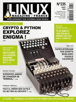 GNU/Linux Magazine 235