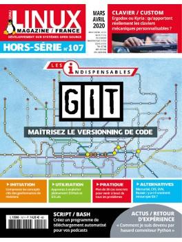 Gnu/Linux Magazine HS 107