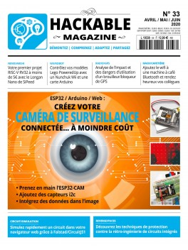 Hackable Magazine 33
