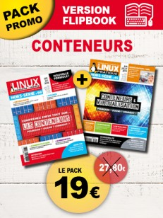 PACK : Conteneurs version Flipbook