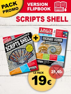PACK : Scritps SHELL version Flipbook