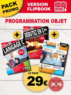 PACK : Programmation objet version Flipbook