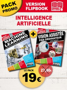 PACK : Intelligence artificielle version Flipbook