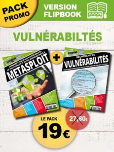 PACK : Vulnérabilités version Flipbook