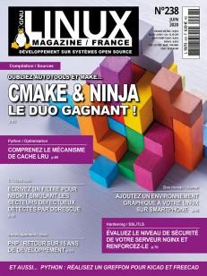 GNU/Linux Magazine 238