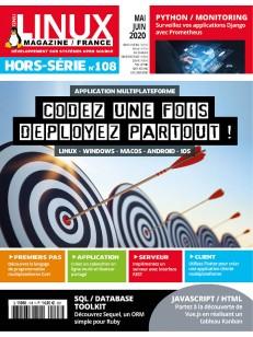 Gnu/Linux Magazine HS 108