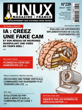 GNU/Linux Magazine 239
