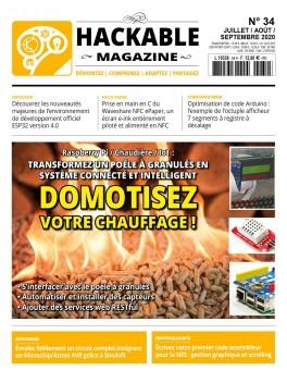 Hackable Magazine 34