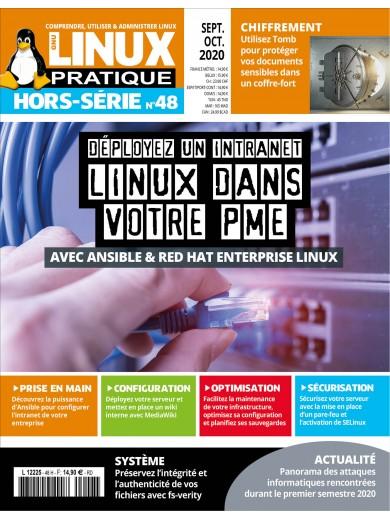 Déployez un intranet Linux dans votre PME avec Ansible & Red Hat Enterprise Linux