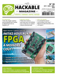 Hackable Magazine 35