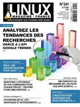 GNU/Linux Magazine 241