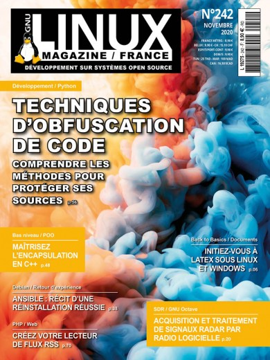 GNU/Linux Magazine 242