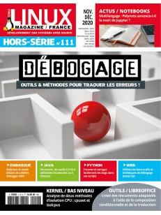 Gnu/Linux Magazine HS 111