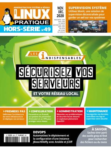 Linux Pratique HS 49