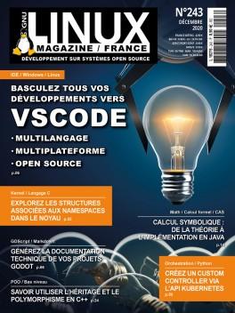 GNU/Linux Magazine 243