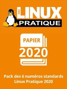 PACK PAPIER LINUX PRATIQUE 2020