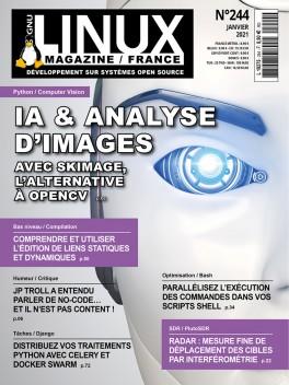 GNU/Linux Magazine 244